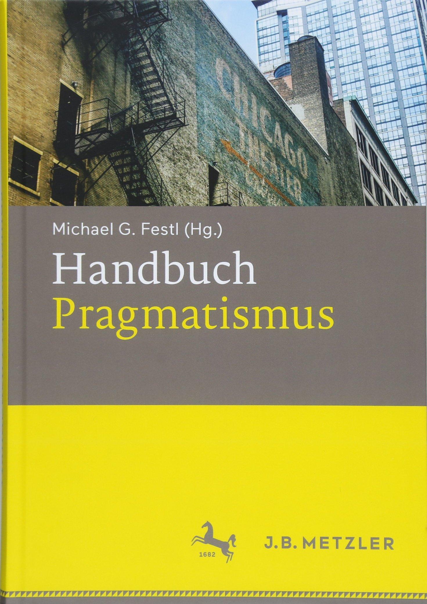 Handbuch Pragmatismus