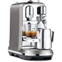 Sage Appliances SNE800BSS4EGE1 The Creatista Plus Nespressomaschine