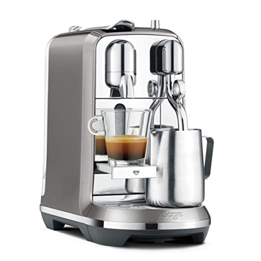 Sage Appliances sne8 00shy The Creatable ISTA Plus Cafetera ...