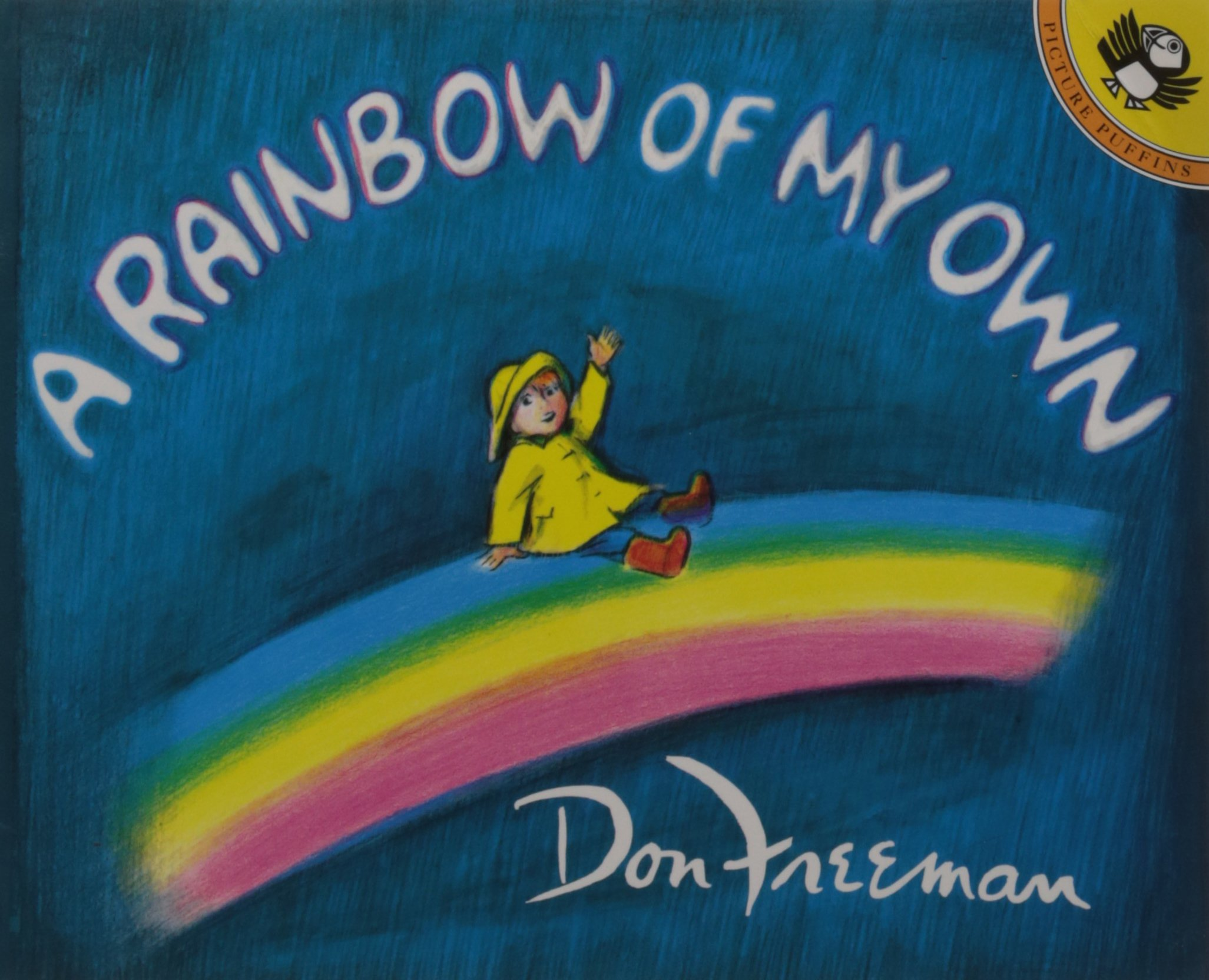 freeman don rainbow of my own picture puffin books amazon co uk