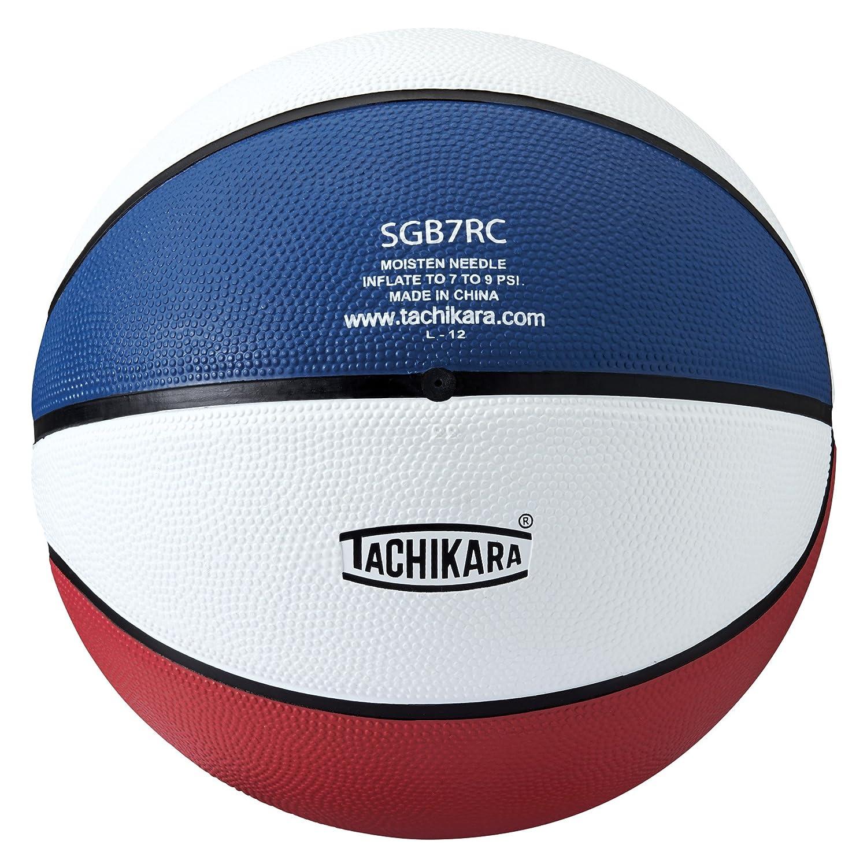 Tachikara SGB-7RC - Balón de Baloncesto de Goma: Amazon.es ...