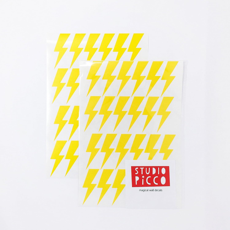 Ss Lightning Bolt Stickers ✓ Satu Sticker