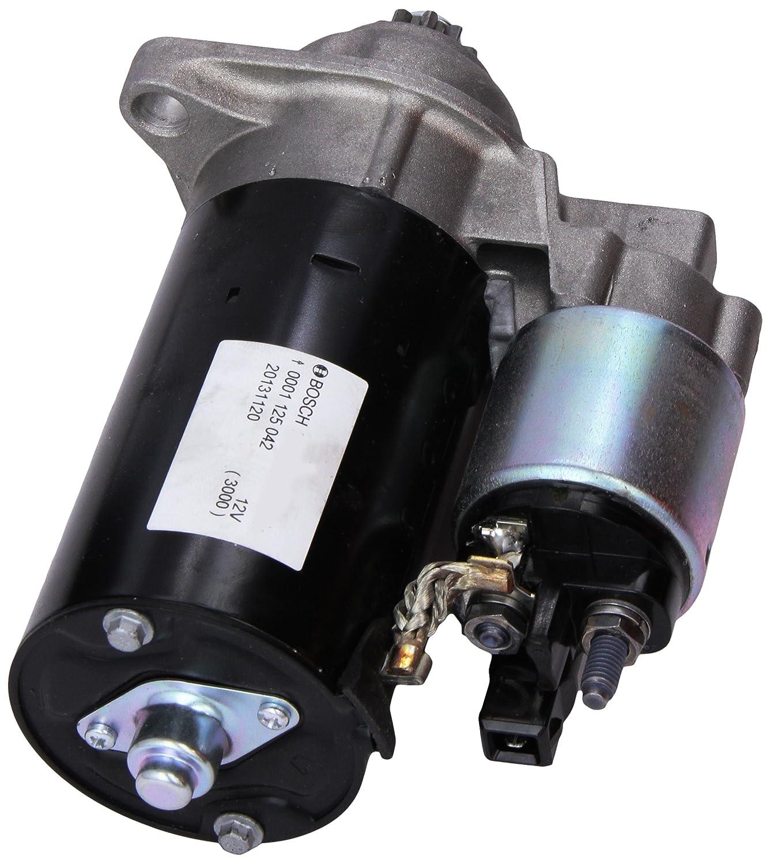 Bosch 0 001 125 042 Starter 0001125042 0001125042-BOS
