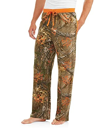 ee2a6d59f34fc Realtree Xtra Camo Knit Graphic Sleep Lounge Pants - Medium at ...