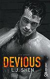 Devious : enfin la suite de Vicious, la révélation New Adult ! (Sinners t. 2) (French Edition)