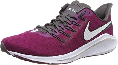 Nike Air Zoom Vomero 14, Zapatillas de Running para Mujer, Multicolor (True Berry/White/Thunder Grey/Teal Tint 600), 43 EU: Amazon.es: Zapatos y complementos