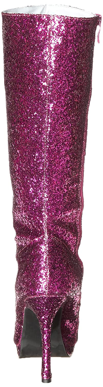 Ellie Shoes Women's 421-Zara Boot B0084IWFJO 7 B(M) US|Purple
