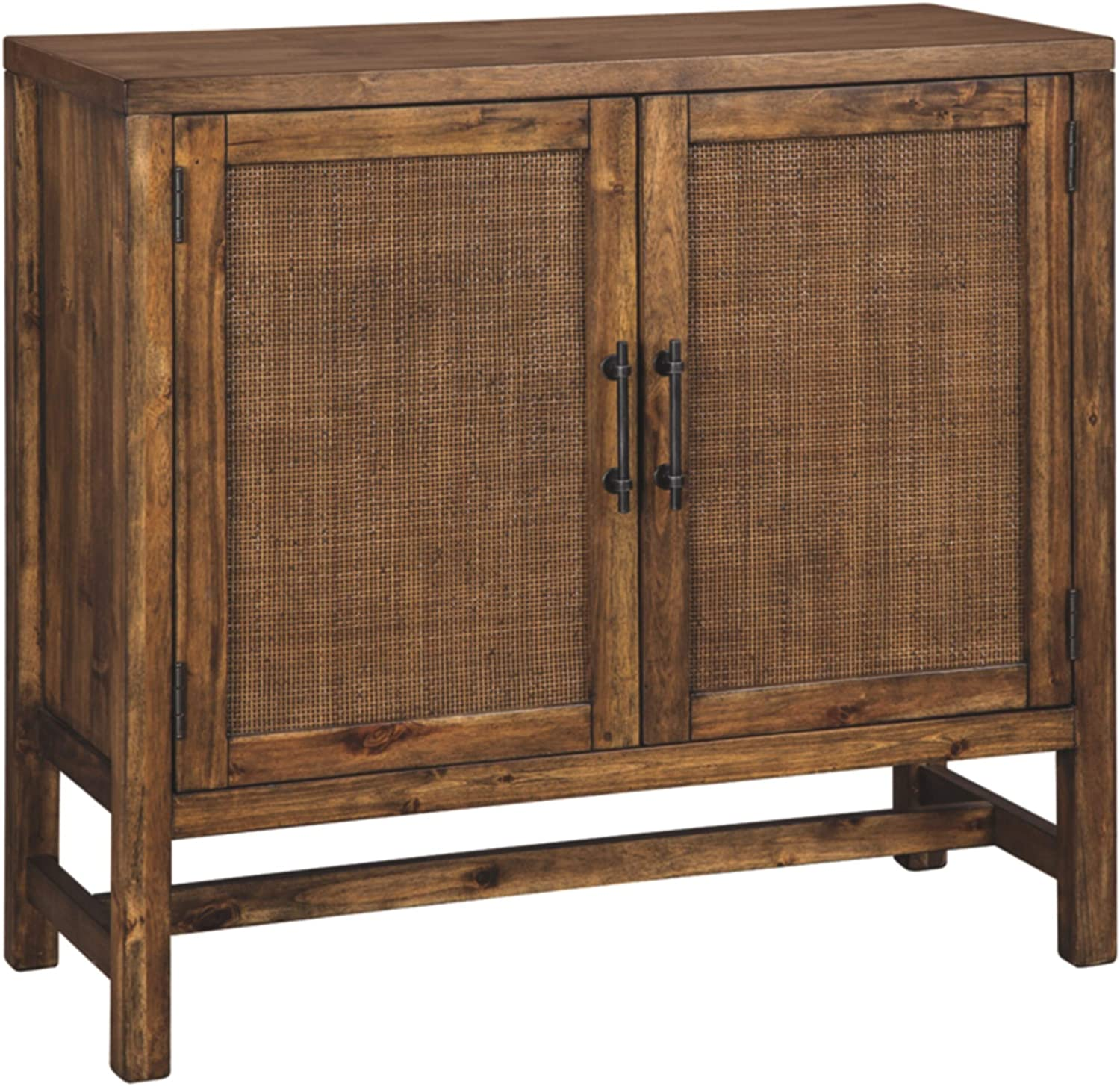 Ashley Furniture Signature Design - Beckings Accent Cabinet - Brown