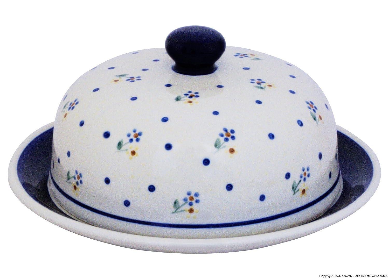 Original Bunzlauer Cheese Bell Ø 19.0 cm In The Decor 111 Bunzlauer Keramik GU-888/111