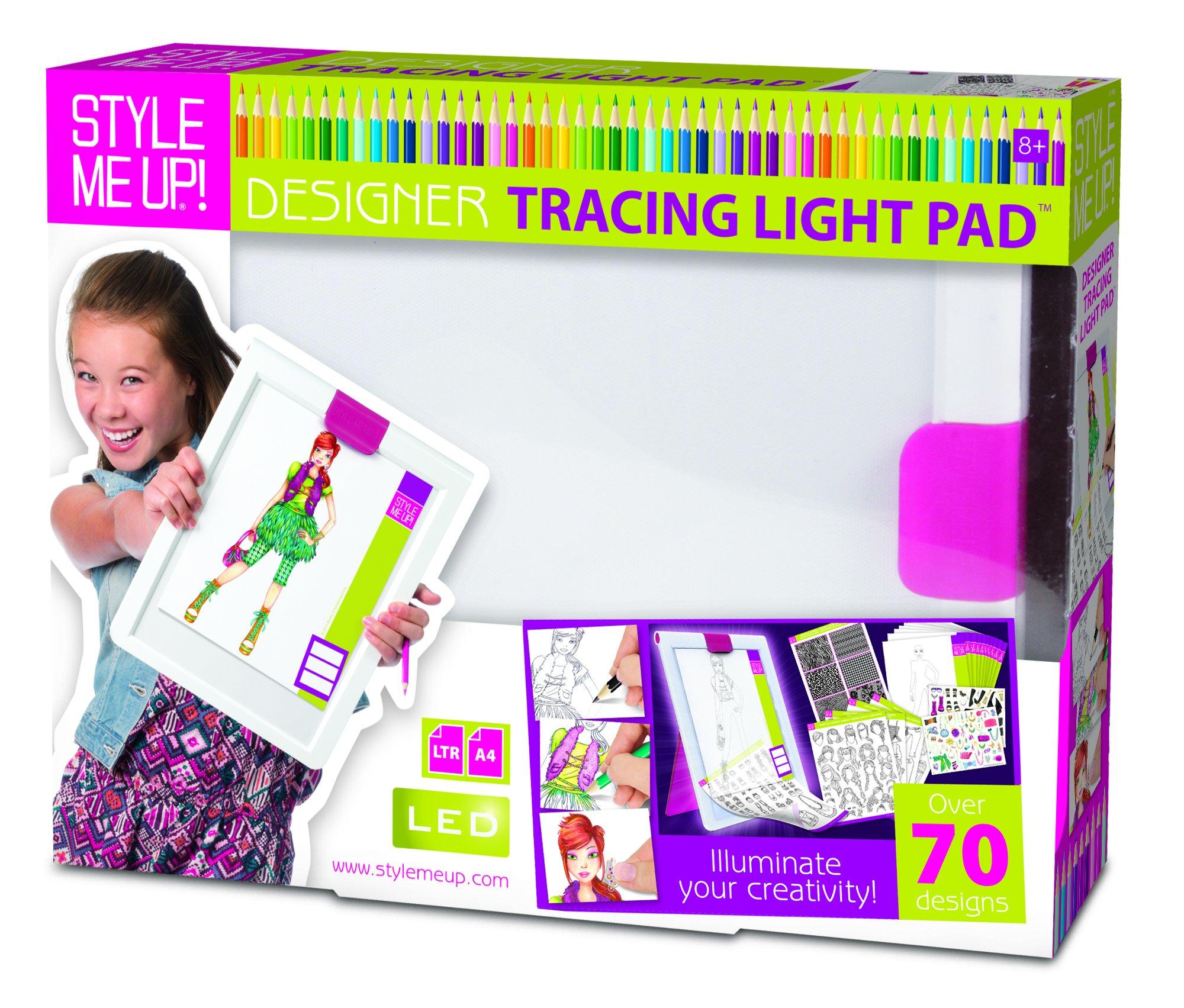 Style Me Up! Designer Tracing Light Pad