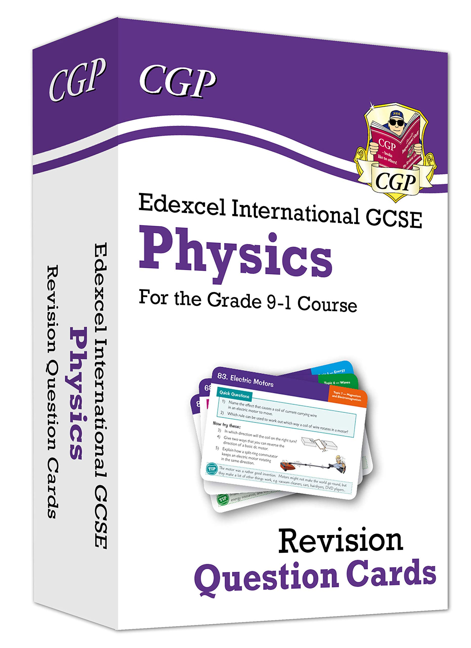 Amazon com: New Grade 9-1 Edexcel International GCSE Physics