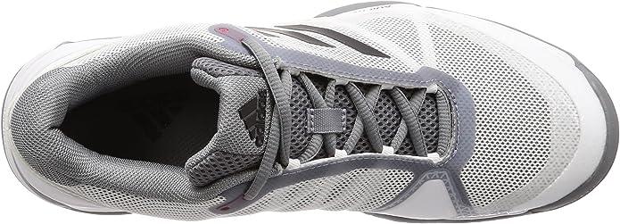Adidas, chaussures homme, barricade club, CM7782, BlancCore