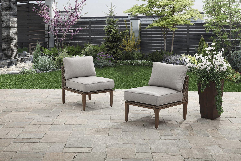 Davenport Patio Furniture.Amazon Com Better Homes And Gardens Davenport 2 Piece Outdoor