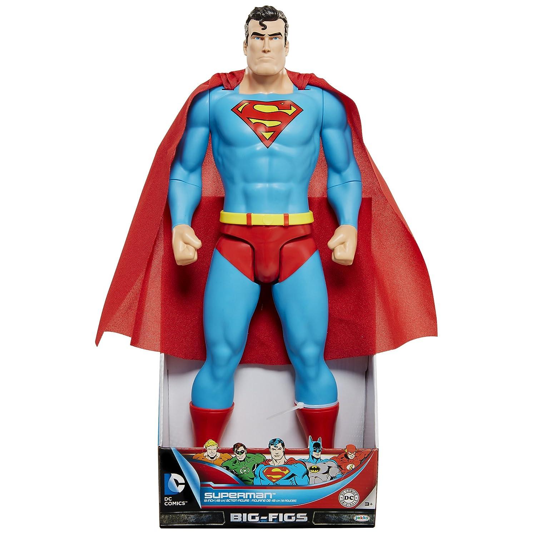 "DC Universe Big Figs 20/"" Classic Superman Action Figure"