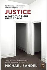 Justice Paperback