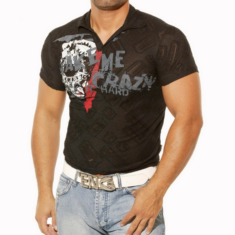 Rusty Neal Poloshirt T-Shirt Für Sommer Herren Männer Jungs Jungen Avroni  A512RN: Amazon.de: Bekleidung