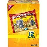 Barnum's Original Animal Crackers, 12 - 1 oz Snack Packs
