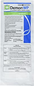 Syngenta - H-AP-2319890 - Demon WP Insecicide, 1 Envelope (9.5g) containing 4 (0.33 ounces) packets