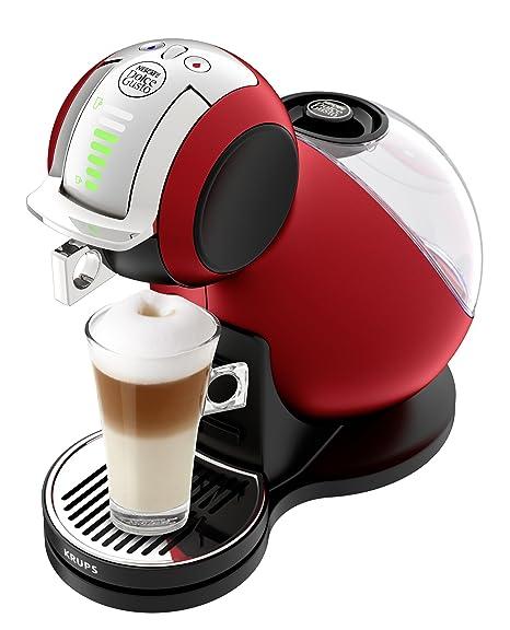 Krups YY1651FD Nescafé Dolce Gusto Melody - Cafetera de monodosis ...