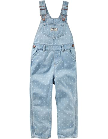 84573a07f83a OshKosh B Gosh Girls  Toddler World s Best Overalls