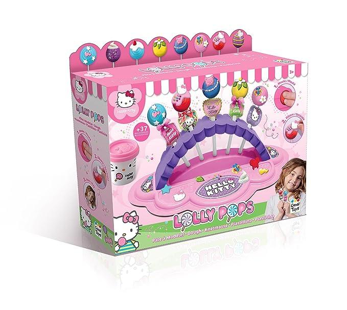 Ct - Hello Kitty - Ct00651 - Pegar En Modeler - Lollypop ...