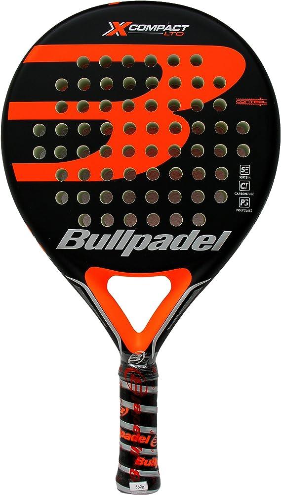 Pala de pádel Bullpadel X-Compact LTD Orange: Amazon.es: Deportes ...