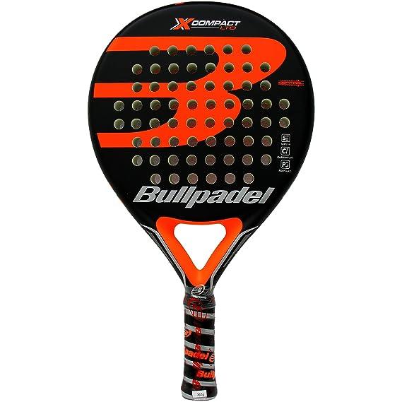 Pala de pádel Bullpadel X-Compact LTD Orange