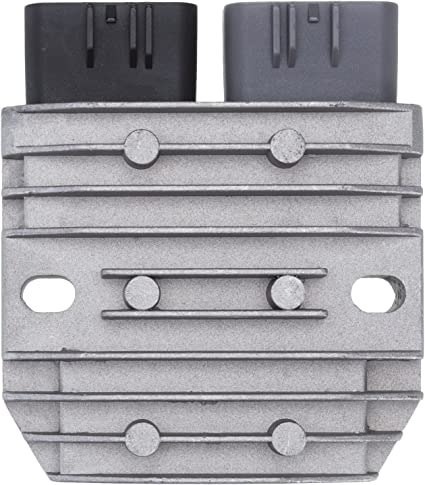DZE 2424 Voltage Regulator for Kawasaki KVF 750 Yamaha UTV Honda TRX OEM Repl # 21066-0744