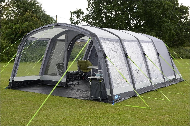 K&a Hayling 6 Air Pro 2017 & Kampa Studland 8 Air Pro 2017 Tent: Amazon.co.uk: Sports u0026 Outdoors