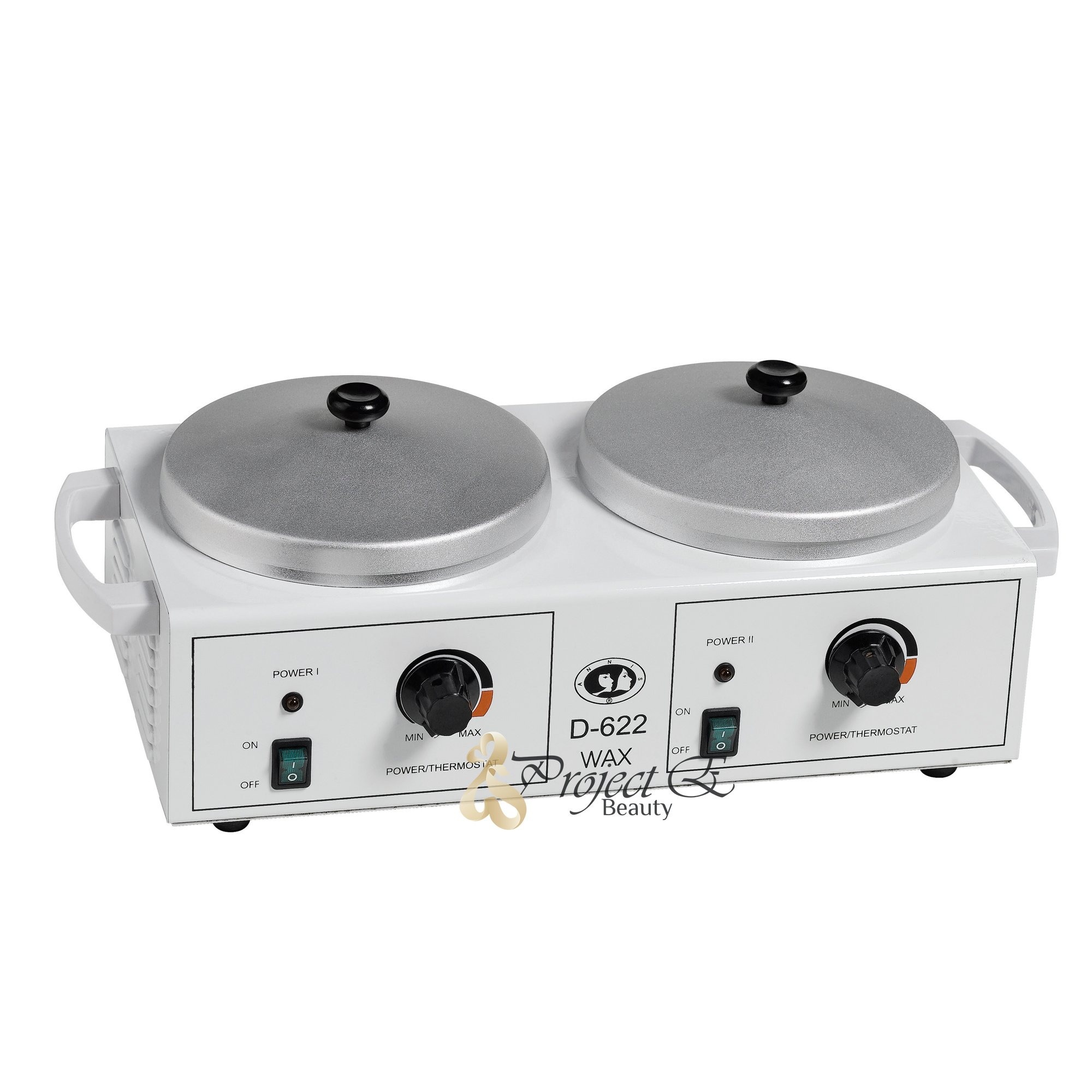 Project E Beauty Pro Wax Waxing Warmer Heater Candle Paraffin Salon Use Skin Care Spa Machine a