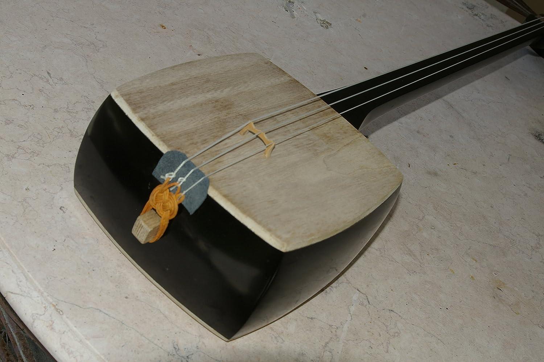Tradicional 3 cuerdas chino sanxian Shamisen guitarra – -Chino Shamisen (3 cuerdas guitarra estilo chino): Amazon.es: Instrumentos musicales