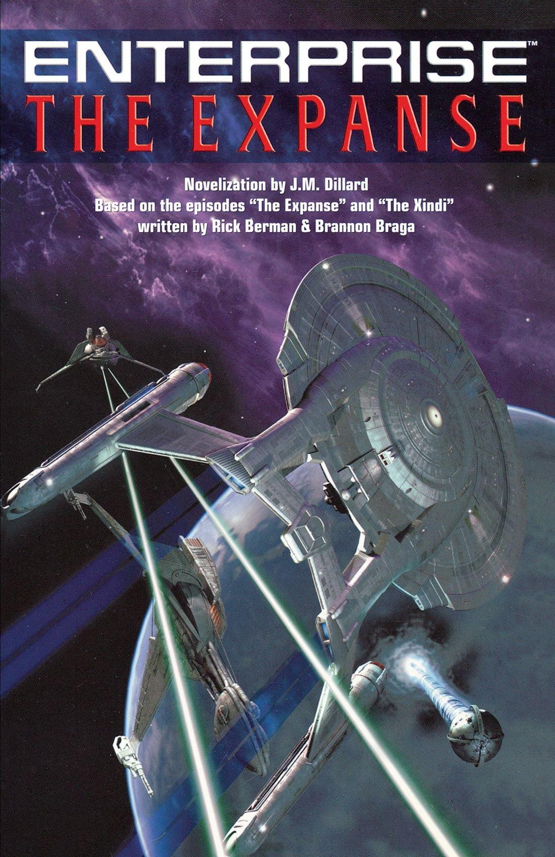 The Star Trek: Enterprise: The Expanse pdf epub