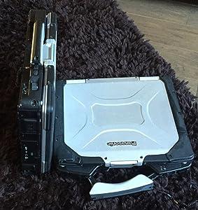 Panasonic CF-30 Rugged Toughbook Windows 7 Pro 4GB RAM 500GB HDD (Non-Touch)