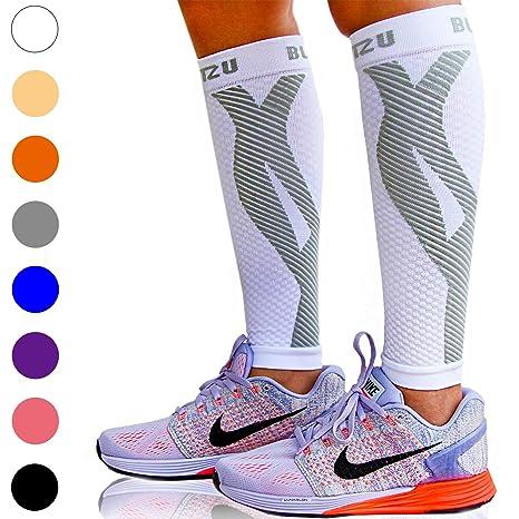 Buy Blitzu Blitzu Calf Compression Sleeve Socks One Pair Leg