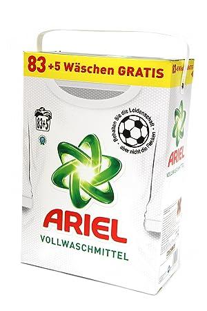 Ariel Detergente ACTI Lift Regular polvo 5,72 kg 83 + 5 ...
