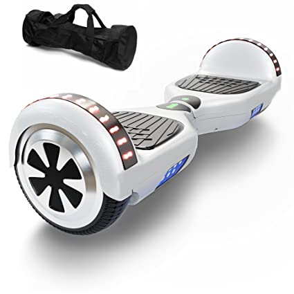 Amazon.com: Hoverboard Self Balancing Scooter UL 2722 ...