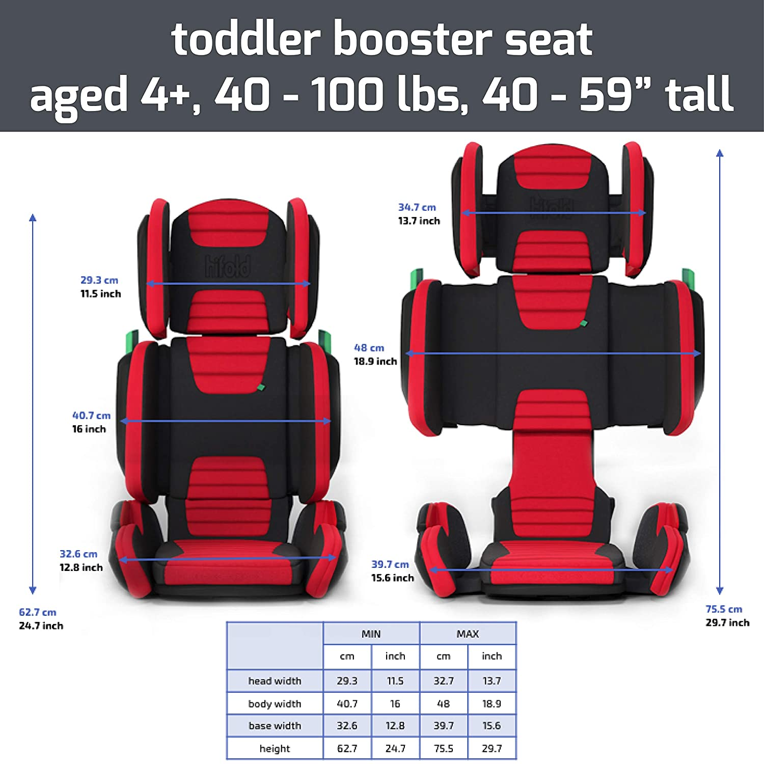 mifold hifold car seat review