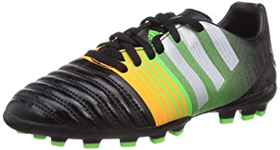 more photos e156f 252cf adidas Performance Nitrocharge 3.0 AG, Unisex-Kinder Fußballschuhe, Schwarz  (Black 1
