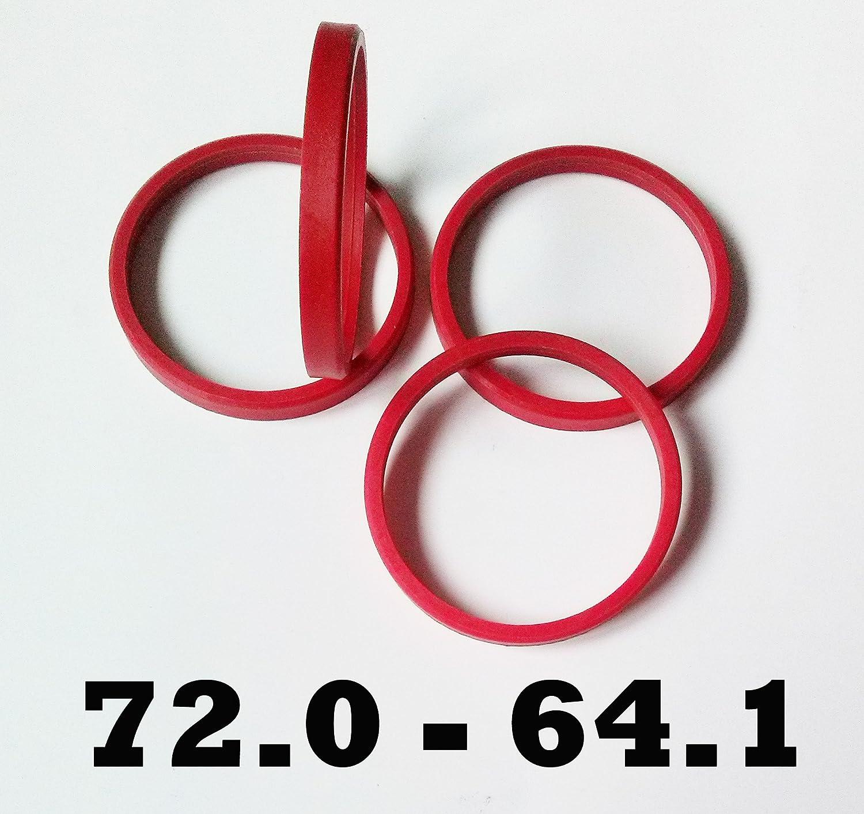 64.1 - 72.0 Spigot Rings Bimecc