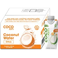 COCOXIM - Coconut water with Citrus juice 330ml x 12 packs
