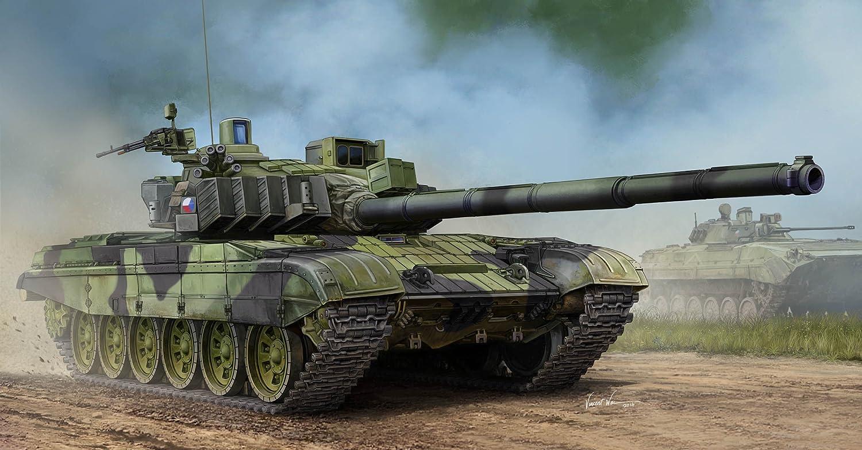 Trumpeter 05595 - Modellbausatz Czech T-72M4CZ MBT
