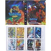 Pokemon Carte Album, Raccoglitore Porta Carte Pokemon, Trading Card Album, Pokemon Card Album Migliore Protezione