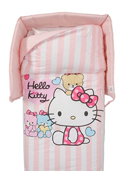 Trapunta Hello Kitty Gabel.Trapunta Invernale Paracolpi Gabel Hello Kitty Dis Little Friends