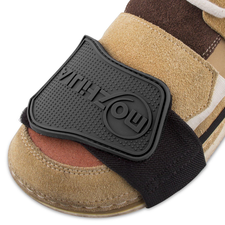 Protection de Chaussure pour la Moto Anti-Abrasion Housse de Chaussure Shifter Companion heyday