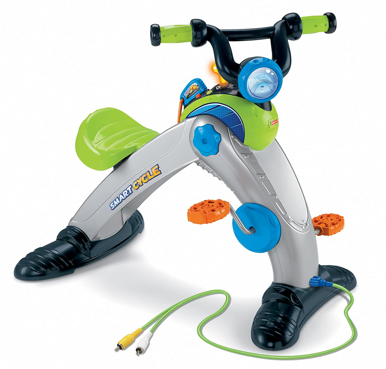 Amazon.es: Fisher-Price SMART CYCLE Racer Physical Learning Arcade System