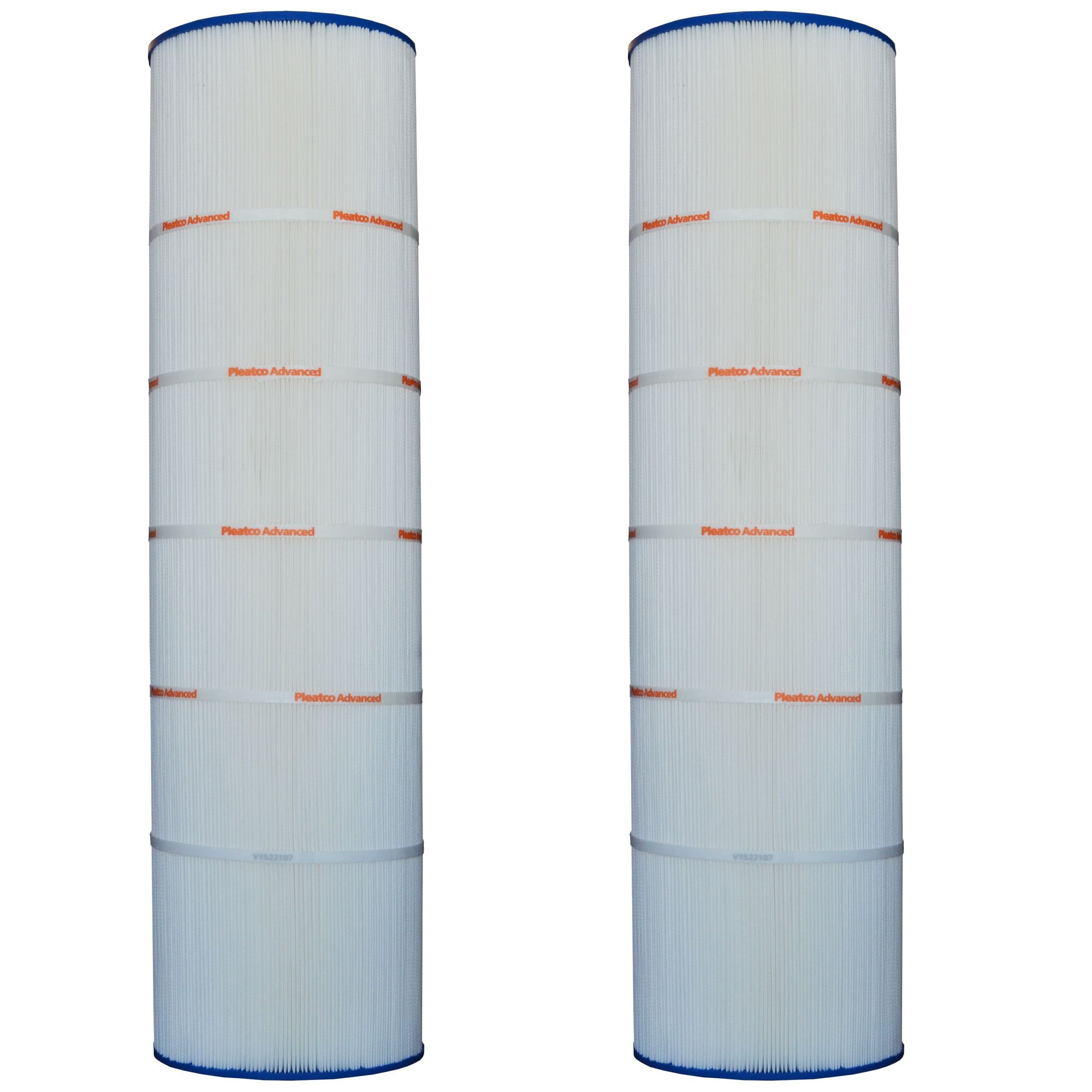 Pleatco PJANCS200 200 SqFt Jandy Industries CS200 Pool Filter Cartridge (2 Pack)