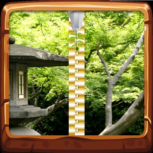 Pantalla Jardín Zen Zipper Lock: Amazon.es: Appstore para Android
