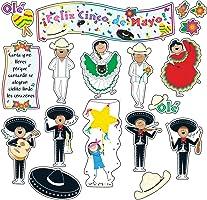 Creative Teaching Press Cinco de Mayo Mini Bulletin Board Set (1150)