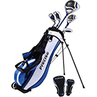 Precise X7 Junior Complete Golf Club Set for Children Kids - 3 Age Groups Sizes Available - Boys & Girls - Right Hand & Left Hand!