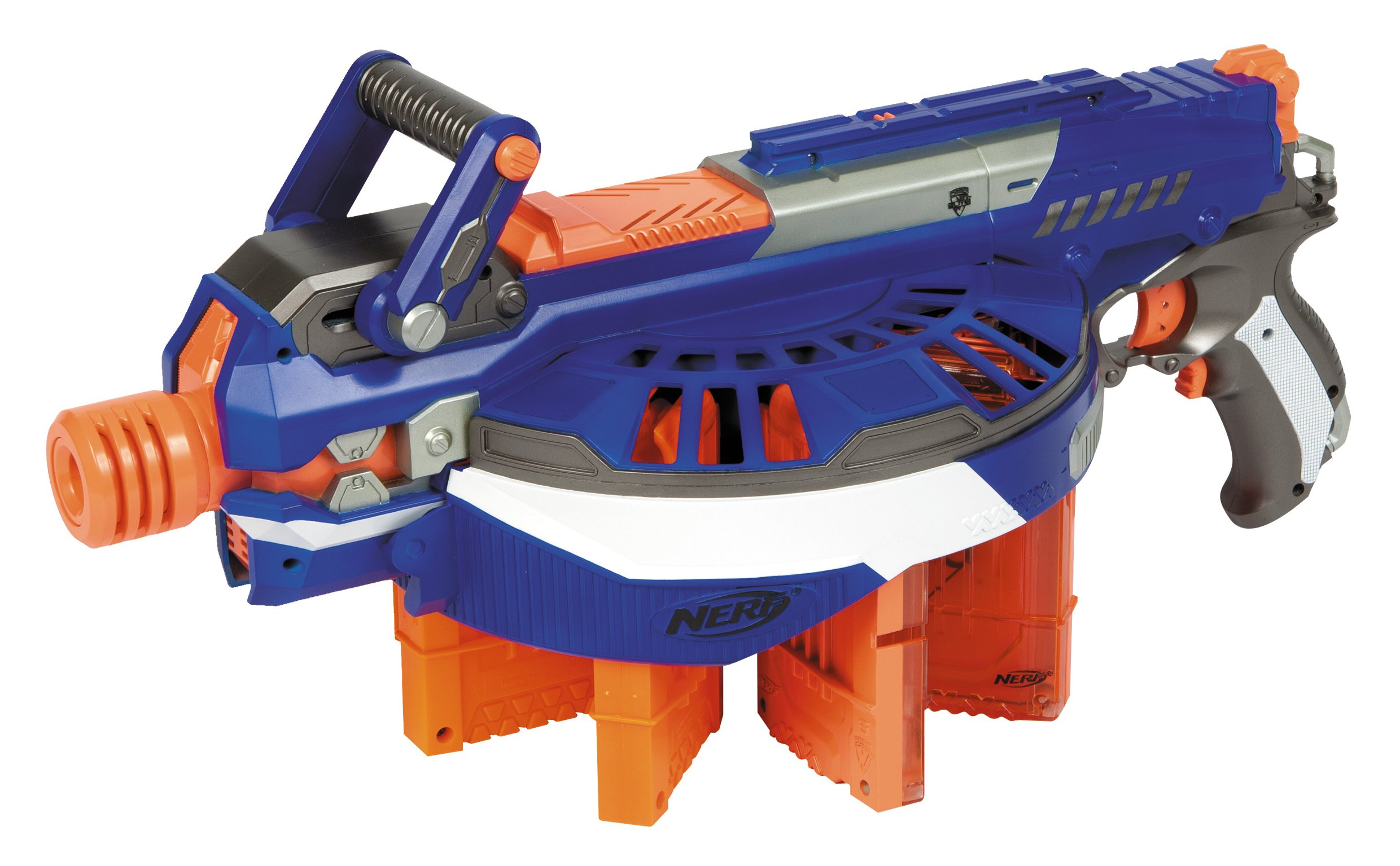 Nerf N-Strike Elite Hail-Fire Blaster(Discontinued by manufacturer) by NERF (Image #4)